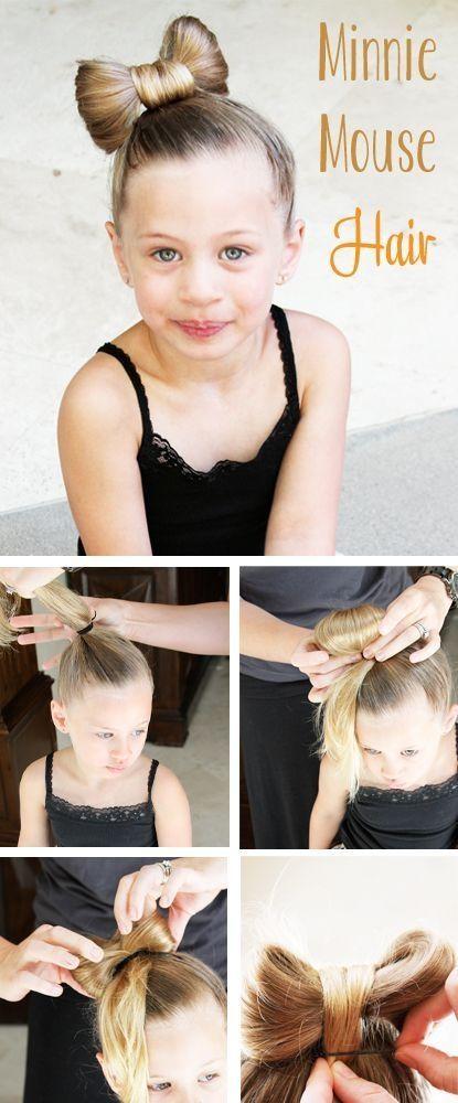 peinados-niñas-moños