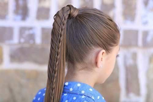 peinados para la escuela 2