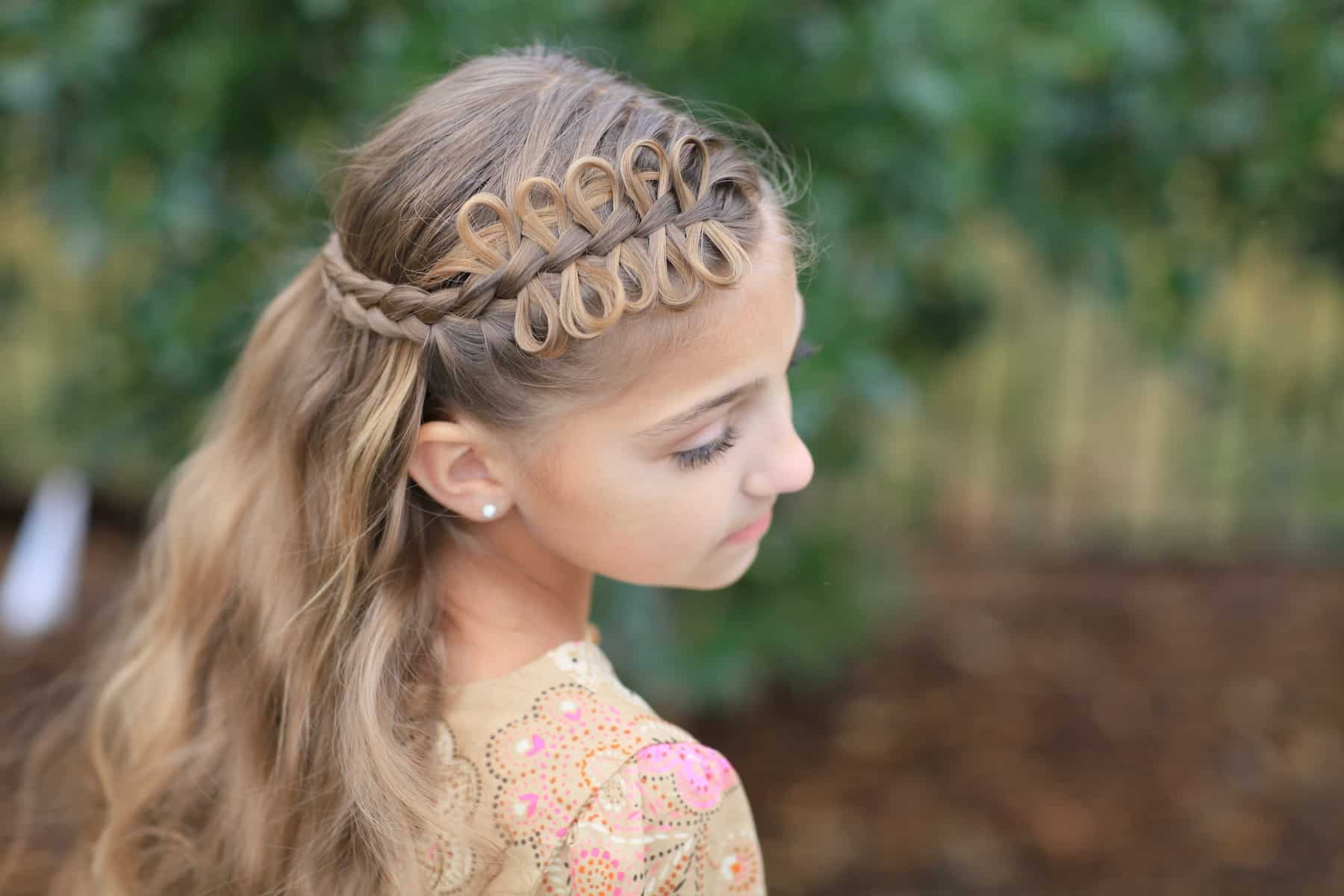 Sensacional peinados niñas sencillos Galería de cortes de pelo Ideas - Peinados para Niñas: Fáciles, Rapidos y Bonitos 2020 - 2021