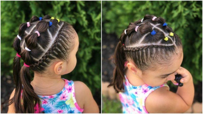 peinados para ninas con ligas 4 1024x576