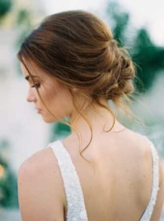 peinados recogidos bodas