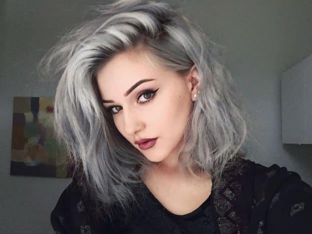 Resultado de imagen de tinte de moda gris