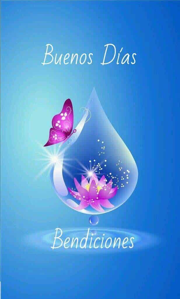 saludos de buenos dias bendiciones