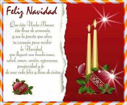 Textos de felicitaciones de navidad originales