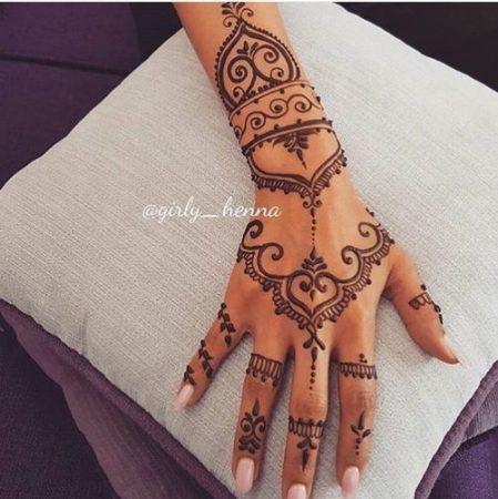 tatuajes para mujer en la mano tattoo henna tatoos
