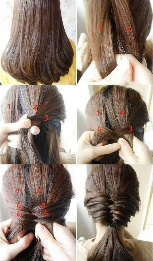 trenzas francesas tumblr peinados