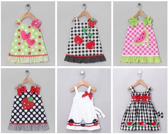 vestido ninas infantil