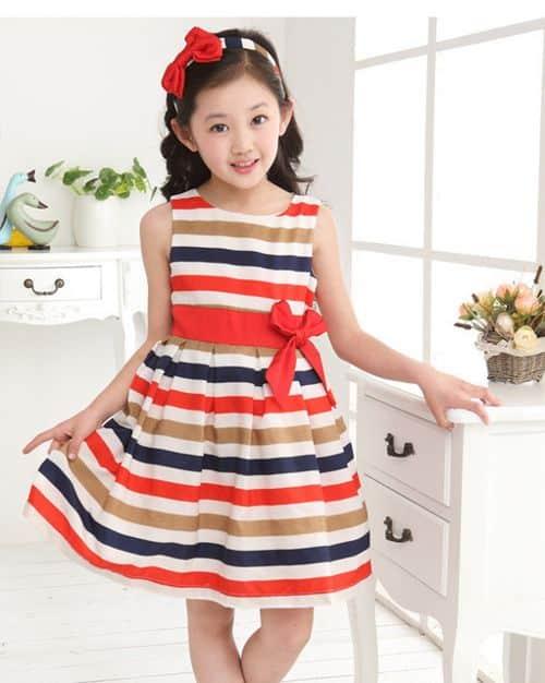 vestidos para niñas de 10 años 6