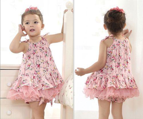 vestidos para niñas de dos años6