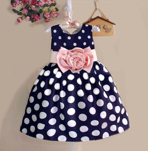vestidos para niñas de dos años8