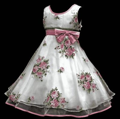 vestidos para niñas para boda
