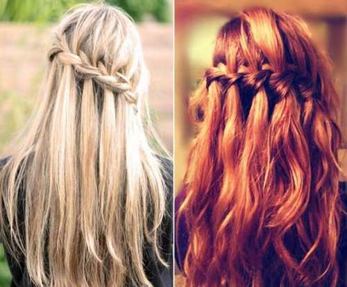 waterfall braid cabelos 01