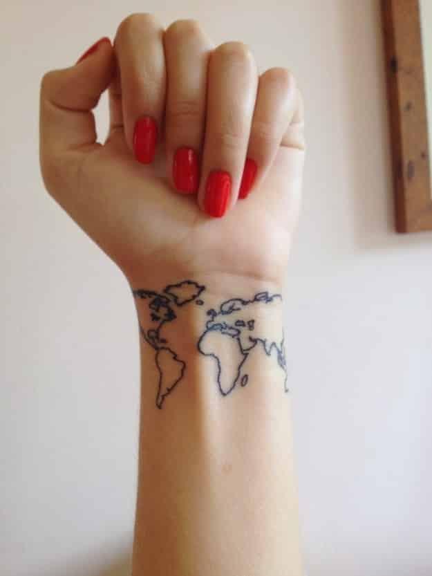 bonitos-tatuajes-mujeres-muñeca