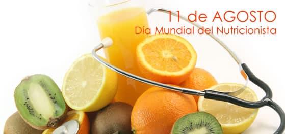 11 de Agosto Día Mundial del Nutricionista