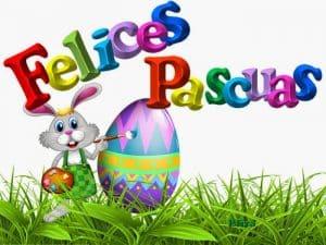 Felices Pascuas para todos