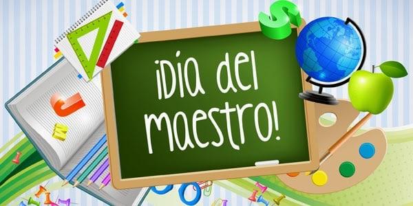 Feliz Dia del Maestro 13
