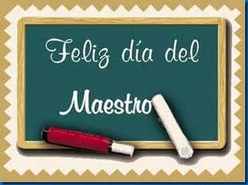 Feliz Dia del Maestro 18