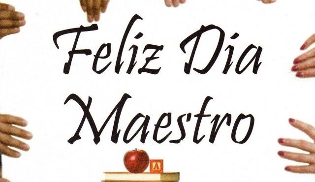 Imagenes De Feliz Dia Del Maestro 4