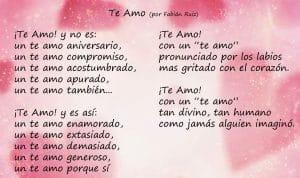Poemas de Amor 32
