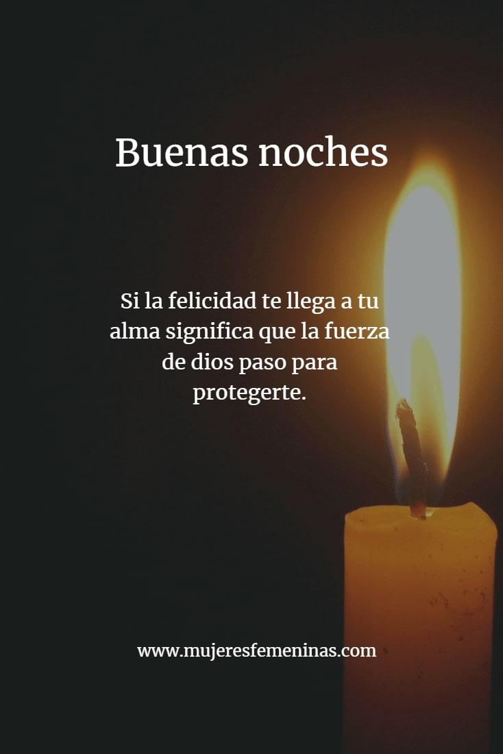 buenas noches bendiciones dios