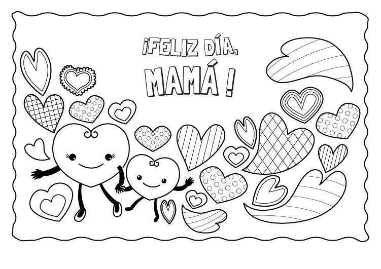 corazones para dia de la madre