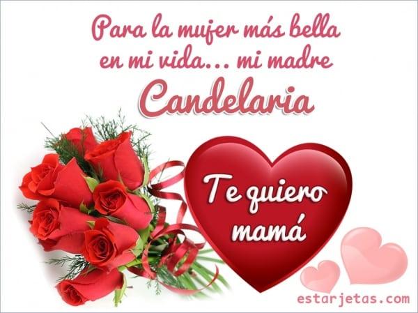 feliz dia de la madre candelaria 8
