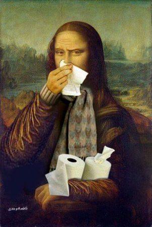 feliz dia de la primavera alergia