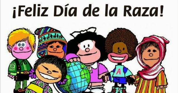 feliz dia de la raza feliz dia de la diversidad cultural Dia de la Raza