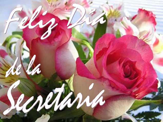 feliz dia de la secretaria 1