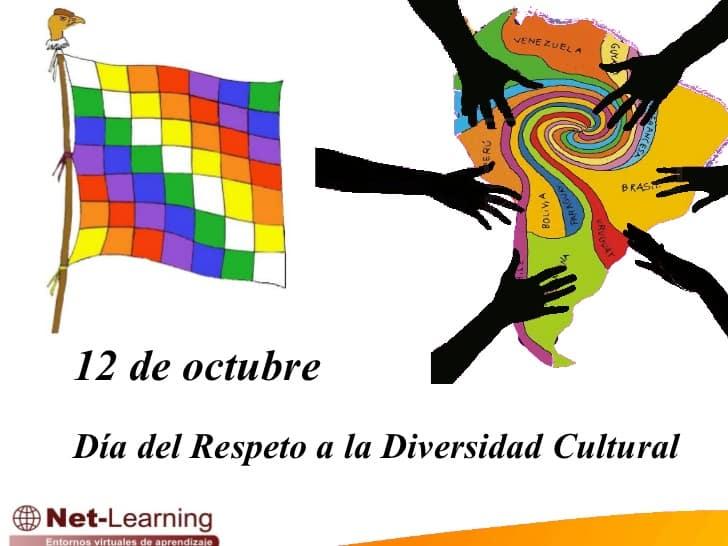 feliz dia del respeto diversidad cultural