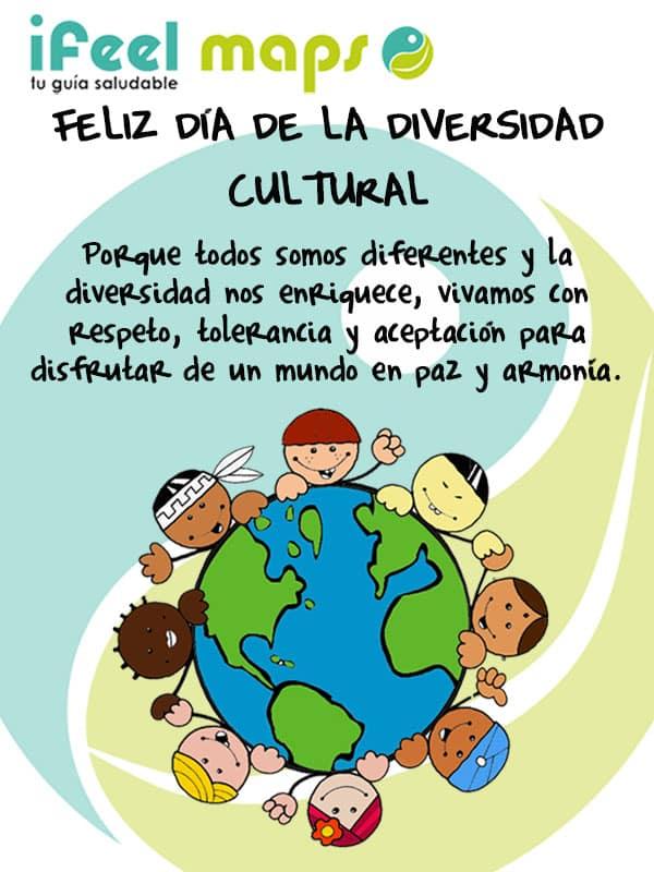 feliz dia diversidad cultural