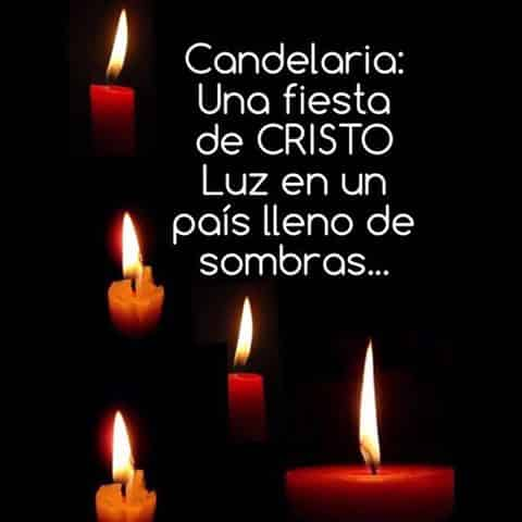 fiesta candelaria cristo