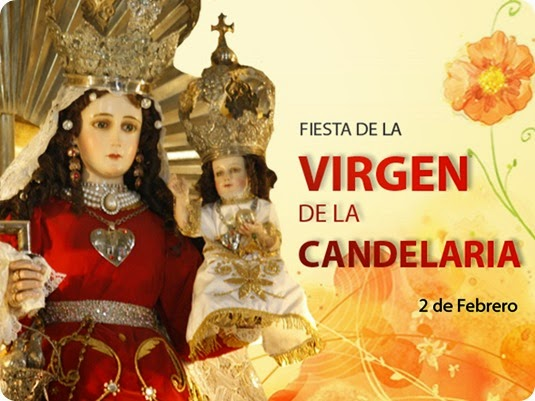 fiesta religiosa candelaria