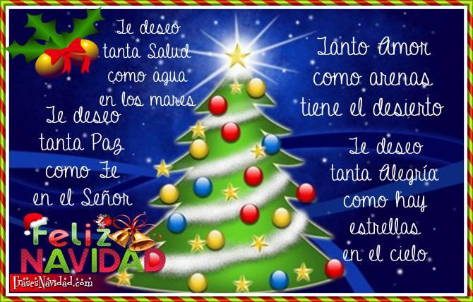 Frases felicitaciones de navidad clasicas