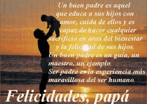 frases del dia del padre lindo esposo