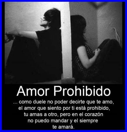 frases e imagenes para amores imposibles