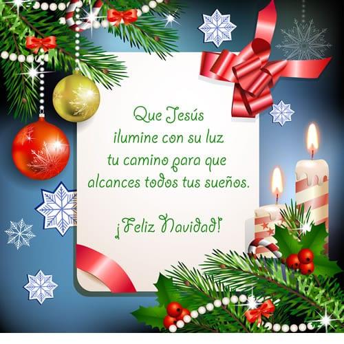 Christmas de navidad para una amiga