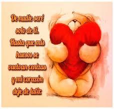 poemas de amor corazon