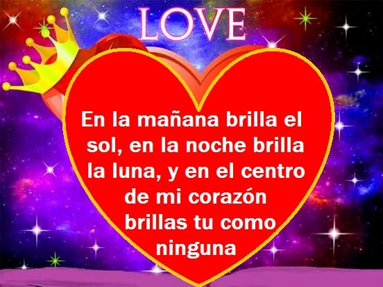 poemas de amor corazones