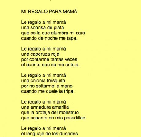 poemas dia de la madre largo4