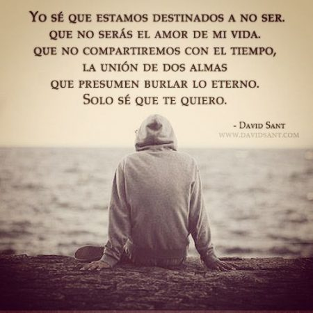 poemas frases amores imposibles