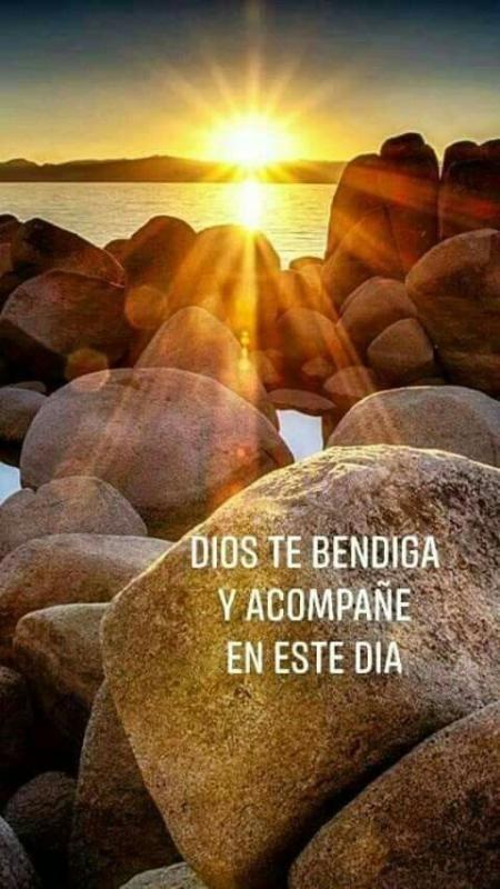 saludos de buenos dias dios te bendiga y te ame