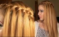 peinados con trenzas fotos