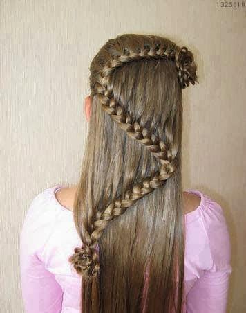 Peinados Para Ni 241 As De 2 A 241 Os C 243 Modos Y R 225 Pidos 2020 2021