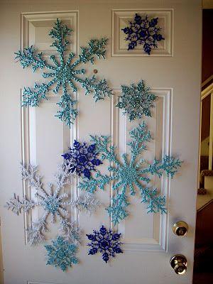 adornos-navidenos-para-decorar-las-puertas