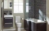 Decoración-de-baños-modernos-pequeños