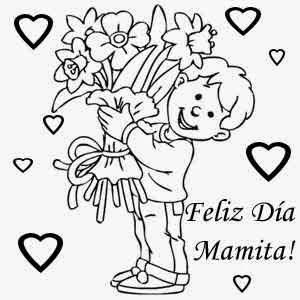 Dibujos Dia de la Madre 31