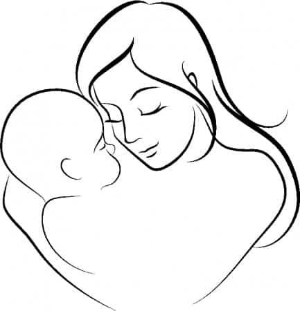 Dibujos-para-colorear-del-dia-de-la-madre-4