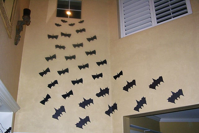Ideas para decorar la casa en Halloween2