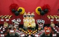 Imagenes de mesas dulces de Mickey